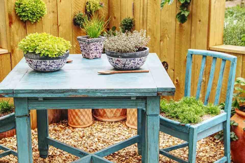 Choisir Votre Salon De Jardin